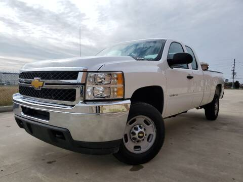 2013 Chevrolet Silverado 2500HD for sale at AUTO DIRECT in Houston TX