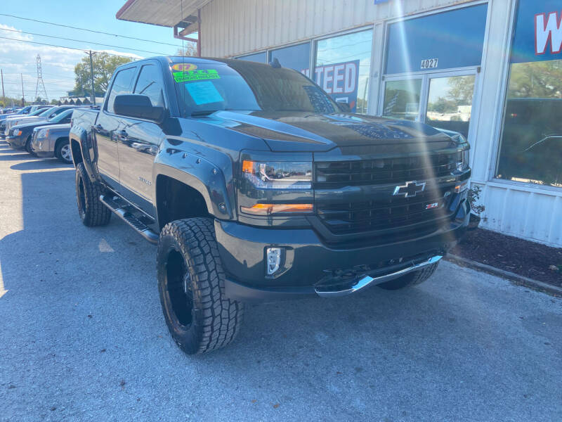 2017 Chevrolet Silverado 1500 for sale at Lee Auto Group Tampa in Tampa FL