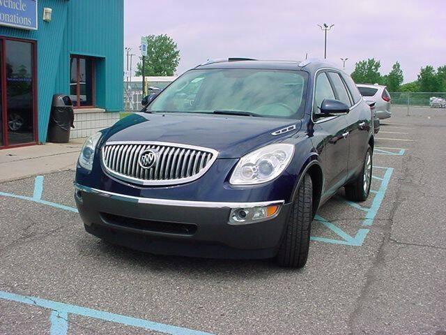 2011 Buick Enclave for sale at VOA Auto Sales in Pontiac MI