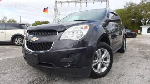 2015 Chevrolet Equinox for sale at Das Autohaus Quality Used Cars in Clearwater FL