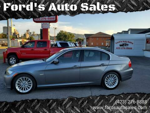 2011 BMW 3 Series for sale at Ford's Auto Sales in Kingsport TN