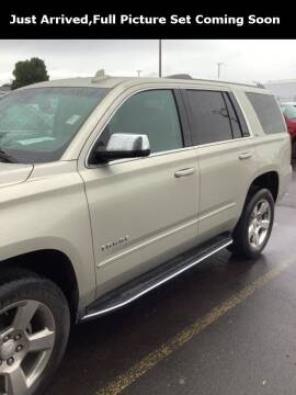 2016 Chevrolet Tahoe for sale at Royal Moore Custom Finance in Hillsboro OR