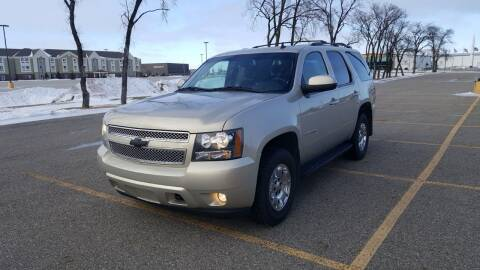 2008 Chevrolet Tahoe for sale at Northstar Auto Brokers in Fargo ND