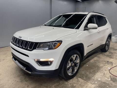 2019 Jeep Compass for sale at Flash Auto Sales in Garland TX
