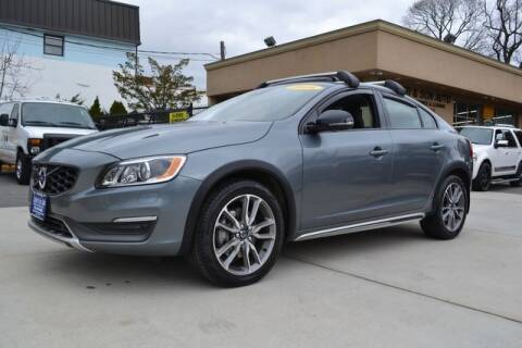 2016 Volvo S60 Cross Country for sale at Father and Son Auto Lynbrook in Lynbrook NY