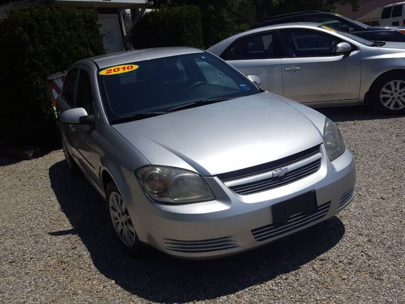 2010 Chevrolet Cobalt for sale at Jack Cooney's Auto Sales in Erie PA