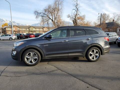 2015 Hyundai Santa Fe for sale at UTAH AUTO EXCHANGE INC in Midvale UT