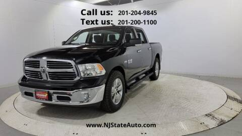 2018 RAM Ram Pickup 1500 for sale at NJ State Auto Used Cars in Jersey City NJ