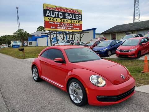 2012 Volkswagen Beetle for sale at Mox Motors in Port Charlotte FL