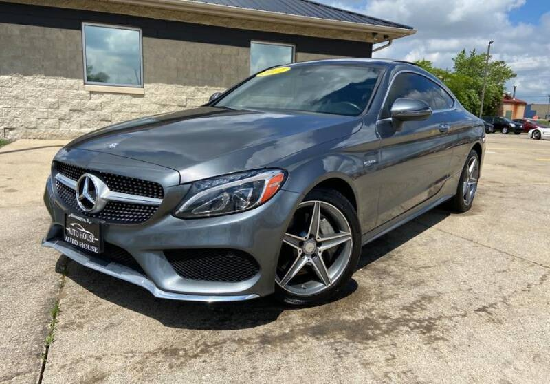 2017 Mercedes-Benz C-Class for sale at Auto House of Bloomington in Bloomington IL