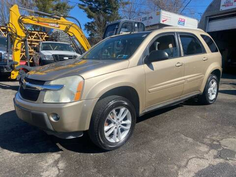 2005 Chevrolet Equinox for sale at White River Auto Sales in New Rochelle NY