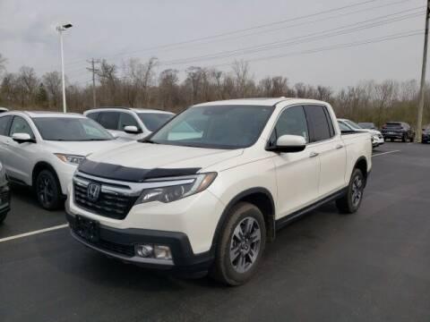 2019 Honda Ridgeline for sale at White's Honda Toyota of Lima in Lima OH
