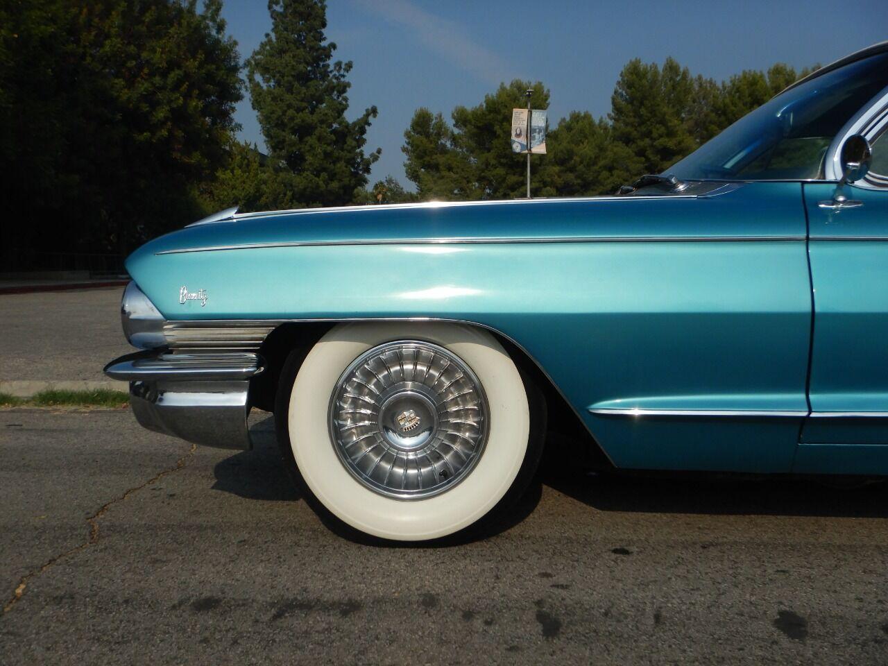 1961 Cadillac Eldorado Biarritz 10