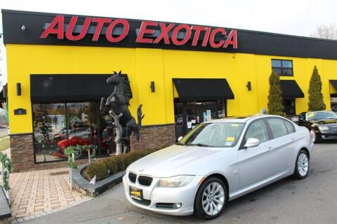 2011 BMW 3 Series for sale at Auto Exotica in Red Bank NJ