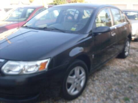 2007 Saturn Ion for sale at Flag Motors in Islip Terrace NY
