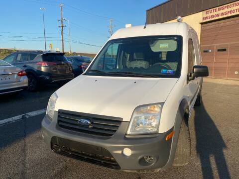 2010 Ford Transit Connect for sale at Luxury Unlimited Auto Sales Inc. in Trevose PA
