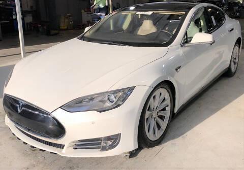 2014 Tesla Model S for sale at Arizona Hybrid Cars in Scottsdale AZ