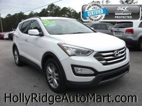 2013 Hyundai Santa Fe Sport for sale at Holly Ridge Auto Mart in Holly Ridge NC