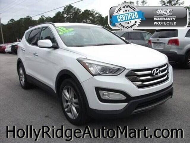 2013 Hyundai Santa Fe Sport for sale at Holly Ridge Auto Mart in Holly Ridge NC