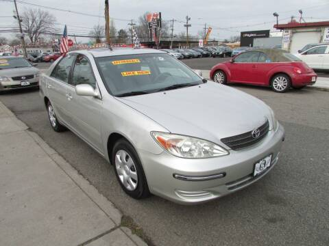 2004 Toyota Camry for sale at K & S Motors Corp in Linden NJ