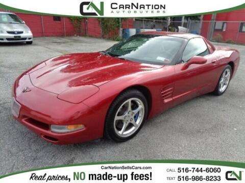 2001 Chevrolet Corvette for sale at CarNation AUTOBUYERS Inc. in Rockville Centre NY