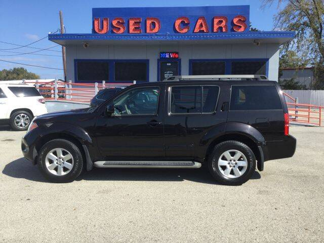 2012 Nissan Pathfinder for sale at Your Car Store in Conroe TX