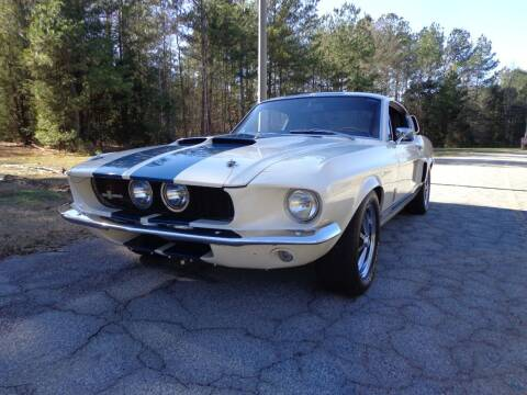 1967 Ford Shelby GT350 for sale at CAROLINA CLASSIC AUTOS in Fort Lawn SC