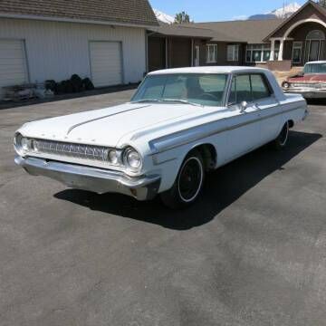 1964 Dodge Polara for sale at MOPAR Farm - MT to Un-Restored in Stevensville MT