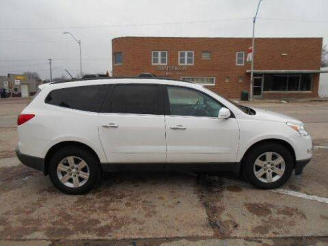 2011 Chevrolet Traverse for sale at Creighton Auto & Body Shop in Creighton NE