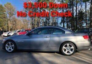 2010 BMW 3 Series for sale at BP Auto Finders in Durham NC