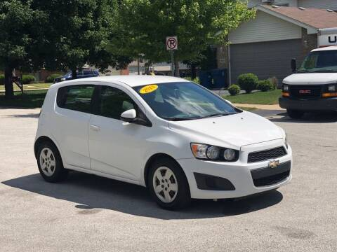 2013 Chevrolet Sonic for sale at Posen Motors in Posen IL