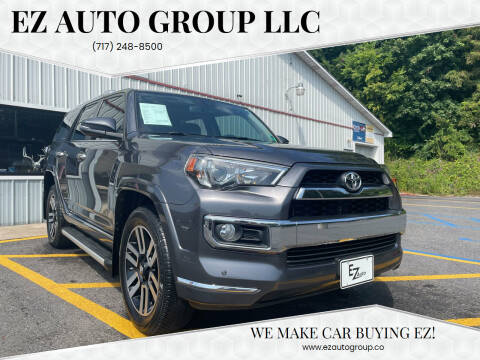 2016 Toyota 4Runner for sale at EZ Auto Group LLC in Lewistown PA