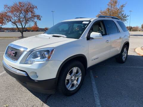2008 GMC Acadia for sale at Stars Auto Finance in Nashville TN