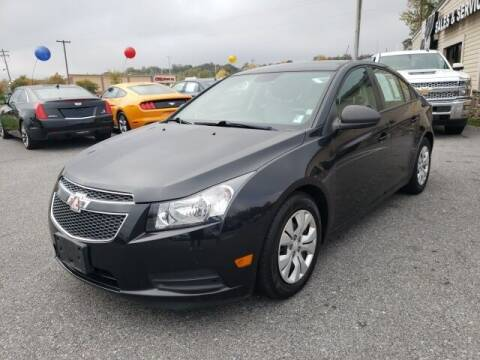 2013 Chevrolet Cruze for sale at Hi-Lo Auto Sales in Frederick MD