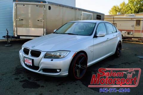 2011 BMW 3 Series for sale at Salem Motorsports in Salem OR