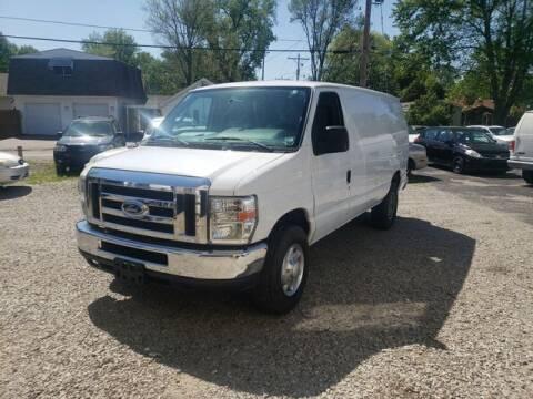 2013 Ford E-Series Cargo for sale at JC Auto Sales in Belleville IL