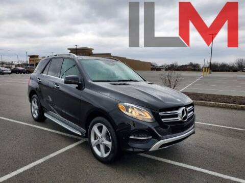 2016 Mercedes-Benz GLE for sale at INDY LUXURY MOTORSPORTS in Fishers IN
