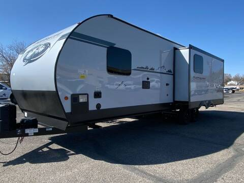 2021 Forest River Cherokee 274WKBL for sale at Freedom Ford Inc in Gunnison UT