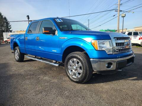 2014 Ford F-150 for sale at Universal Auto Sales in Salem OR