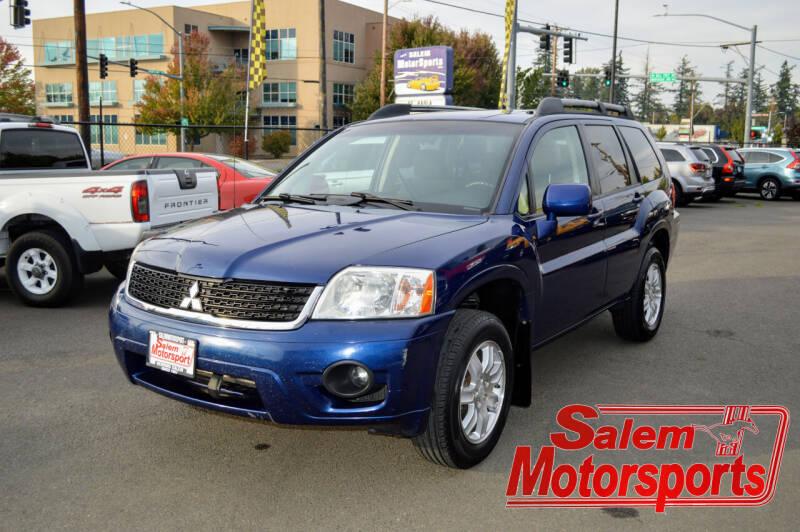 2010 Mitsubishi Endeavor for sale at Salem Motorsports in Salem OR