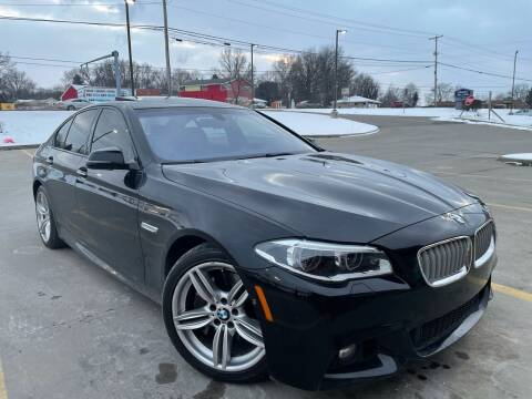 2014 BMW 5 Series for sale at Trocci's Auto Sales in West Pittsburg PA