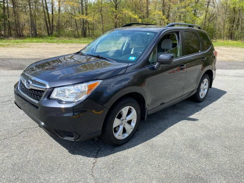 2014 Subaru Forester for sale at Broadway Motoring Inc. in Arlington MA