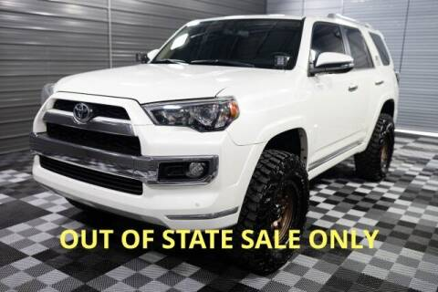 2015 Toyota 4Runner for sale at TRUST AUTO in Sykesville MD