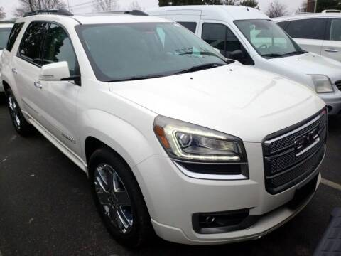 2013 GMC Acadia for sale at Auto Solutions in Maryville TN