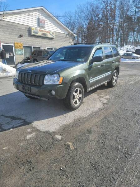 2006 Jeep Grand Cherokee for sale at AUTOMAR in Cold Spring NY