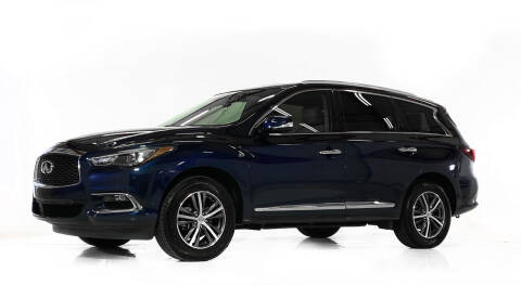2017 Infiniti QX60 for sale at Houston Auto Credit in Houston TX
