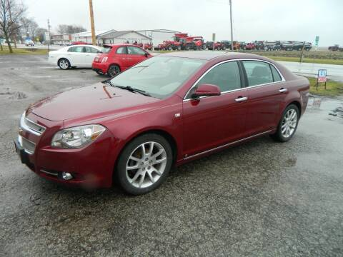 2008 Chevrolet Malibu for sale at Pro Auto Sales in Flanagan IL