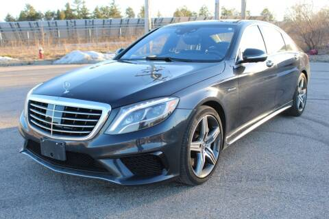2014 Mercedes-Benz S-Class for sale at Imotobank in Walpole MA