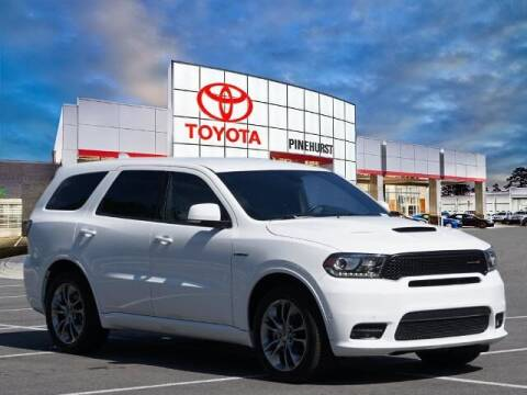 2020 Dodge Durango for sale at PHIL SMITH AUTOMOTIVE GROUP - Pinehurst Toyota Hyundai in Southern Pines NC