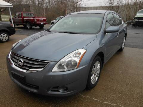 2010 Nissan Altima for sale at ROTH'S AUTO SVC in Wadsworth OH